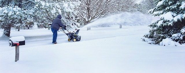 do snowblowers have air filters