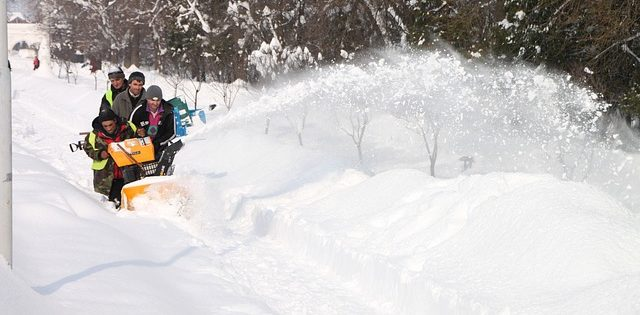 How To Start A Snowblower That Has Been Sitting